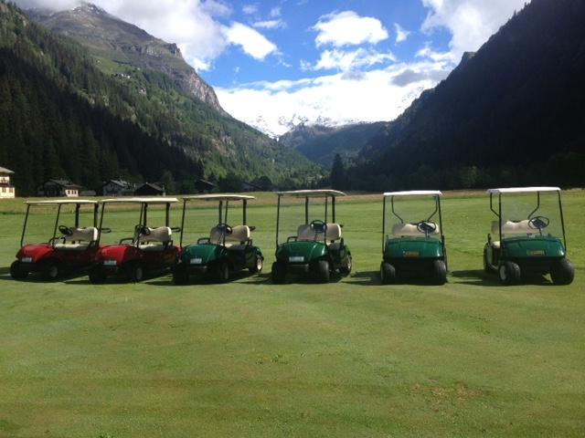 Golf Cars