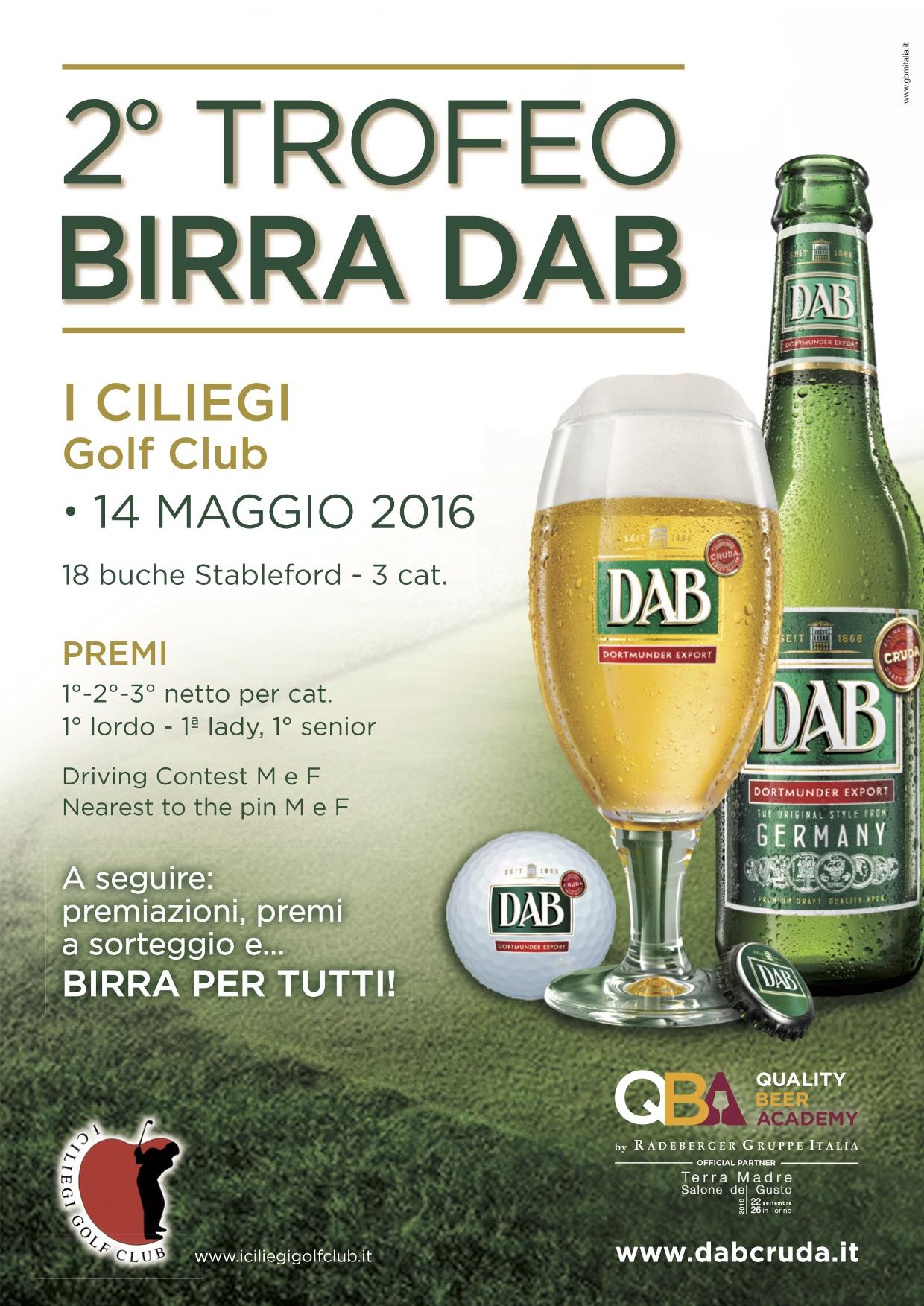 Trofeo birra DAB 2016 Ciliegi